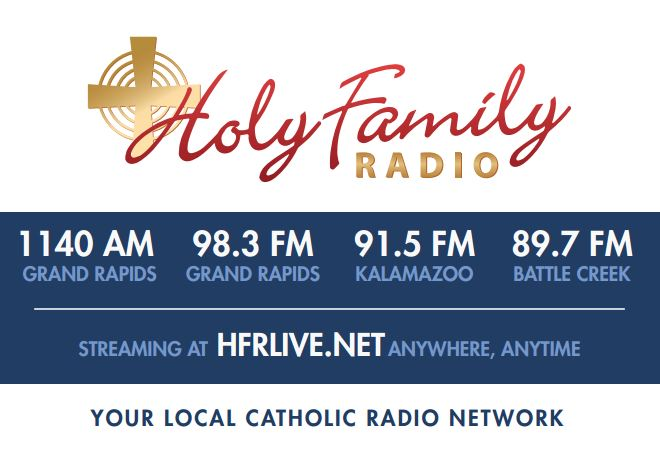 Holy family Radio - Soup's On For All!