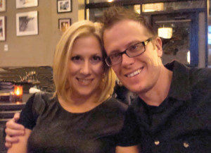 Steve and Ryane