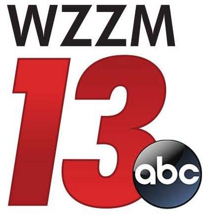Image result for wzzm 13 logo