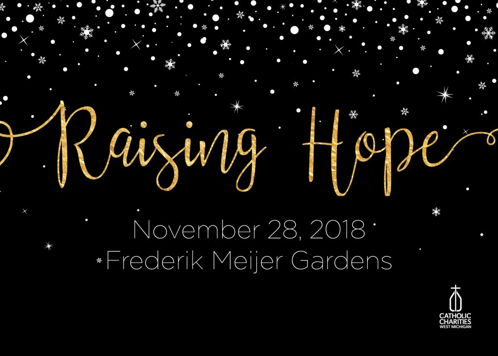 Raising Hope - Catholic Charities West Michigan