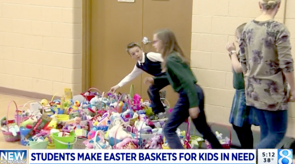 Woodtv8 Easter Baskets
