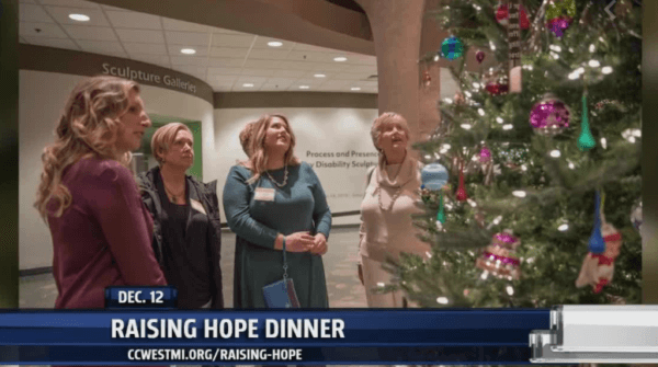 Screen Shot 2020 01 09 at 2.18.55 PM 600x335 - Fox17: Join CCWM at Raising Hope Dinner on Dec. 12