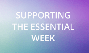 Supporting the Essential web 300x177 - Events