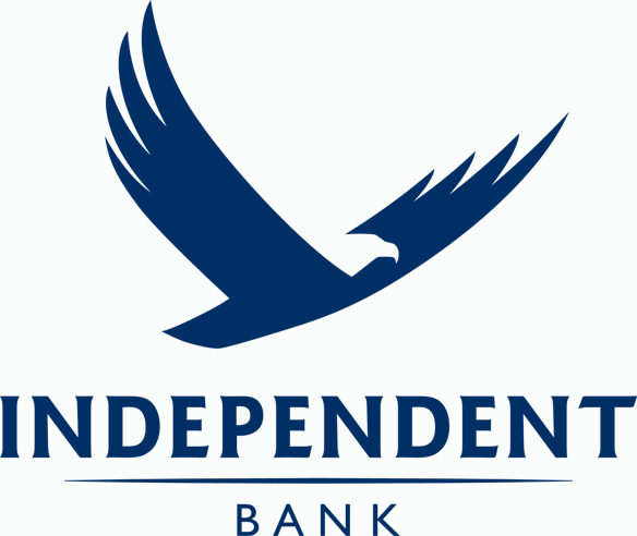 Independent Bank logo - Holy Smokes BBQ Competition
