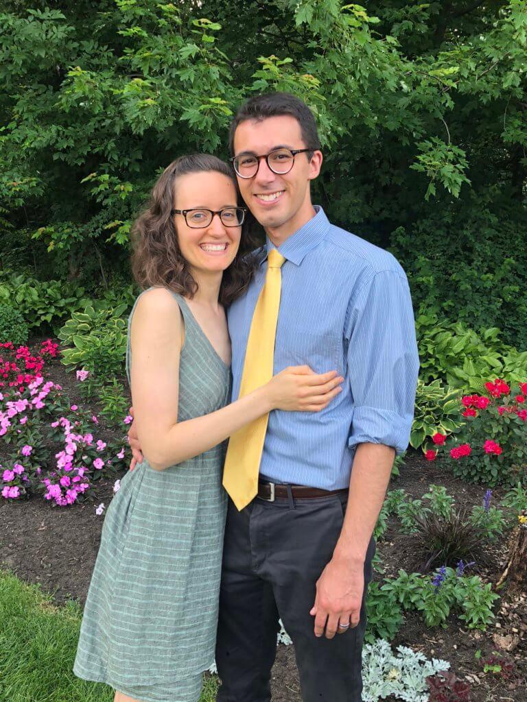 Joe and Megan 768x1024 - Waiting Family Profiles