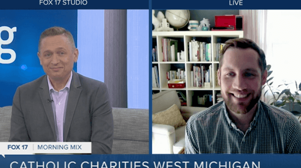 investing fox17 600x335 - Fox17: Catholic Charities West Michigan bringing services to Muskegon with new administrative building