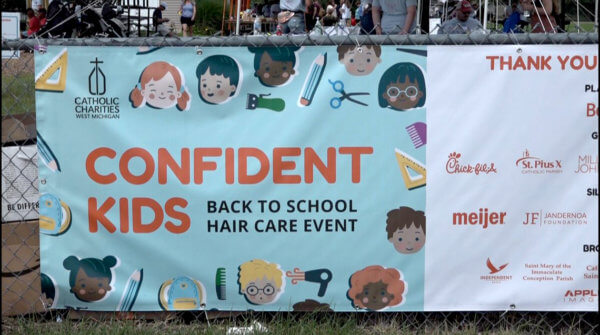 wzzm13 confident kids 600x335 - WZZM13: Confident Kids provides haircuts for foster children, highlights need for more foster parents